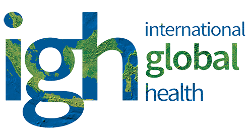 International global health logo